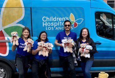 CHLA community service 2019